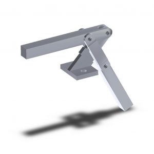 DESTACO 527 VERTICAL HOLD-DOWN TOGGLE LOCKING CLAMP